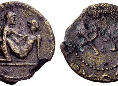 La Moneta del Sesso a Pagamento dei Romani