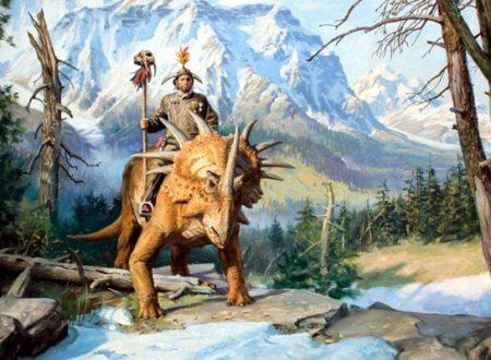 Corno di Triceratopo datato 33mila anni