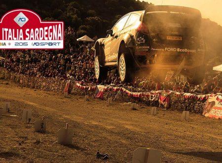 WRC Sardegna – spettacolo puro