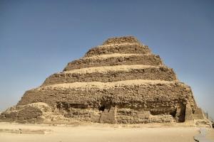 Djoser – la piramide a gradoni