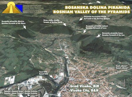 Bufala – Piramidi in Bosnia