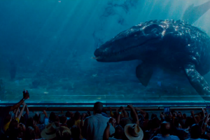 Mosasaurus – la novità del Jurassic World