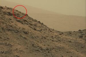 Piramide su Marte – un'altra