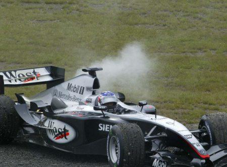 2004 – Raikkonen sconfitto dal Mercedes
