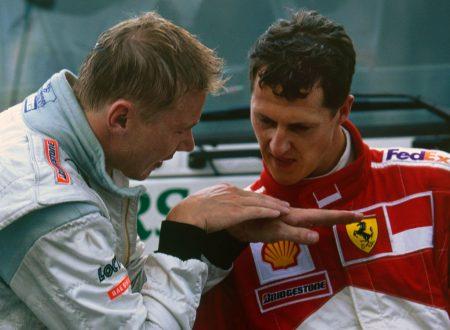 Hakkinen vs Schumacher – duello d'altri tempi