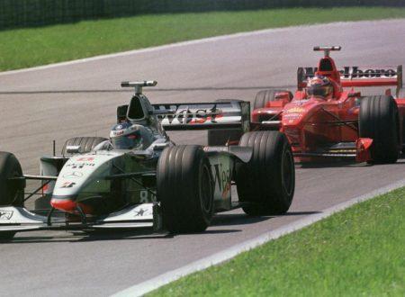 1998 – Schumacher VS Hakkinen