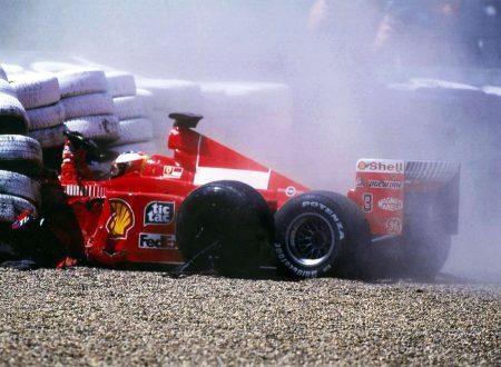 1999 – la sfiga nera di Schumacher