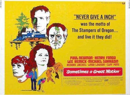 Sfida Senza Paura – Sometimes a Great Notion