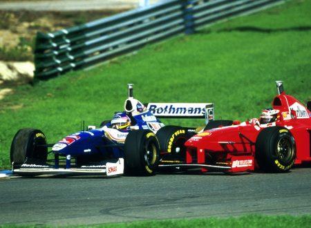 1997 – la Ferrari sfiora il titolo