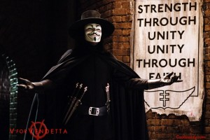 V for Vendetta – cult di Alan Moore