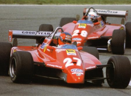 Villeneuve-Pironi – duello in F1