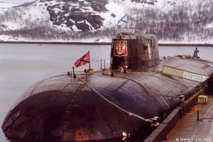 Sottomarino Kursk – indizi di complotto