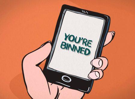 Binder – Ti lascio e ti cancello