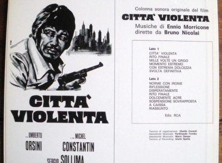 Città Violenta – Ricordando Sergio Sollima