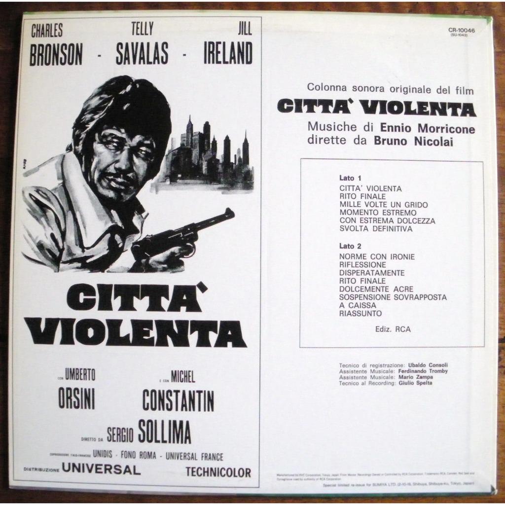 città violenta 2