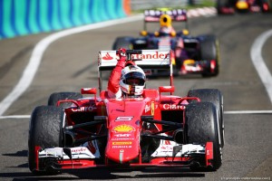 Ferrari – il mondiale 2015 non è finito