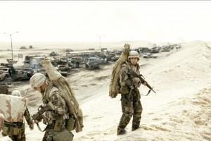 Jarhead – la guerra del Golfo