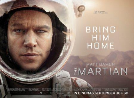 The Martian – Sopravvivere su Marte
