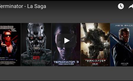 Terminator – La Saga – VIDEO