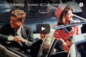 Omicidio Kennedy – Ipotesi di Complotto – VIDEO
