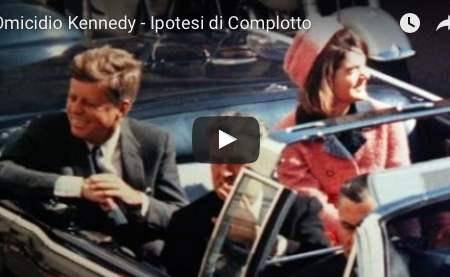 Omicidio Kennedy – Ipotesi di Complotto – VIDEO
