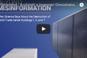 11 Settembre – Architetti e Ingegneri Dimostrano le Tesi Complottiste – VIDEO