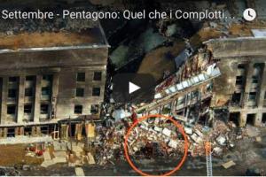 11 Settembre – Pentagono – Quel che i Complottisti non dicono – VIDEO