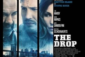 James Gandolfini e Tom Hardy in The Drop