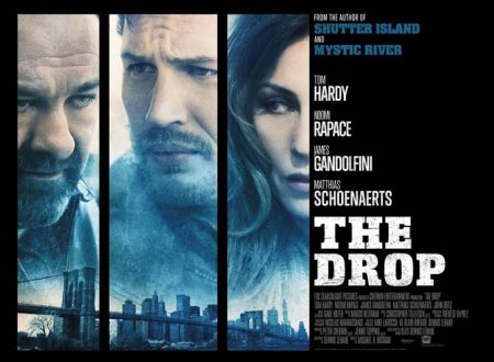 James Gandolfini e Tom Hardy in The Drop
