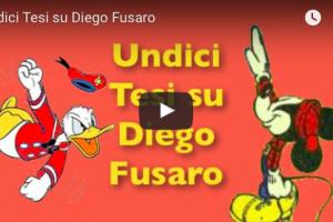 Undici Tesi su Diego Fusaro