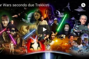 Star Wars secondo due Trekkisti