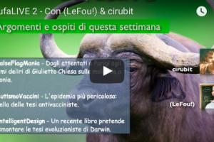 #BufaLIVE 2 – Con (LeFou!) & cirubit