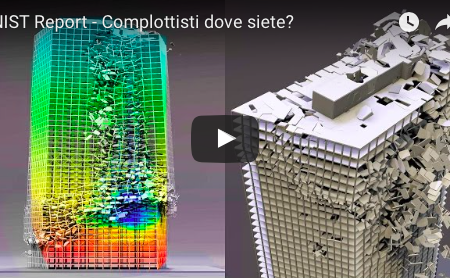 NIST Report – Complottisti dove siete?