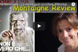 Silvia Bencivelli – La verità può uccidere #MontaigneReview