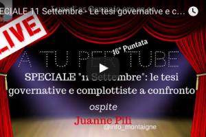 SPECIALE 11 Settembre – Le tesi governative e complottiste a confronto