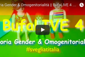 Teoria Gender & Omogenitorialità – BufaLIVE 4