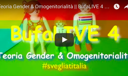 Teoria Gender & Omogenitorialità – BufaLIVE 4