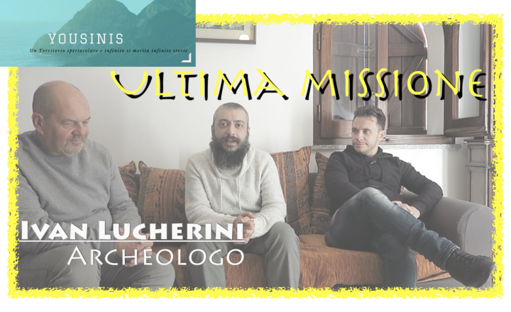 Atlantide in Sardegna – intervistiamo Ivan Lucherini #YouSINIS